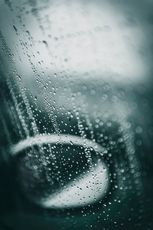 Free stock photo of blur, car, droplets