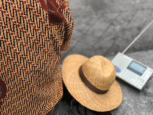 Free stock photo of bench, chateau, cuba, hat