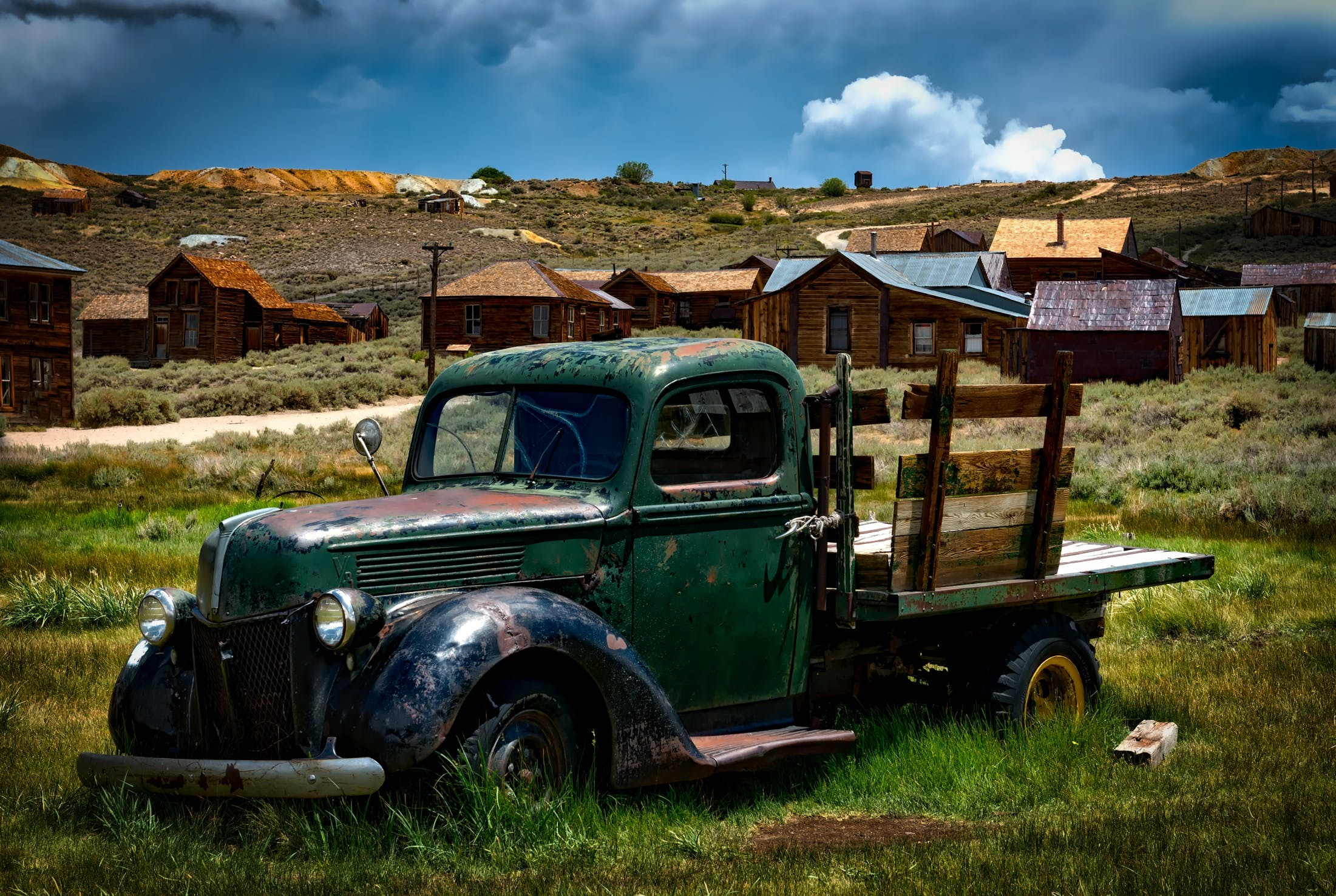Free stock photo of landscape, vintage, california, old