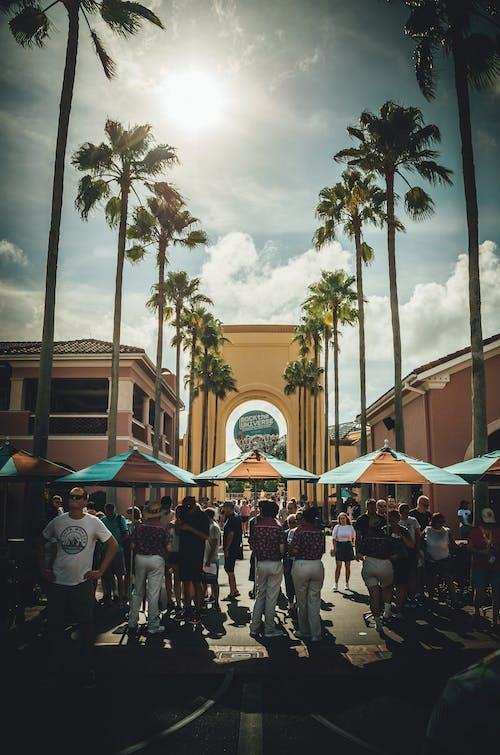 Darmowe zdjęcie z galerii z czas wolny, festiwal, floryda, hotel