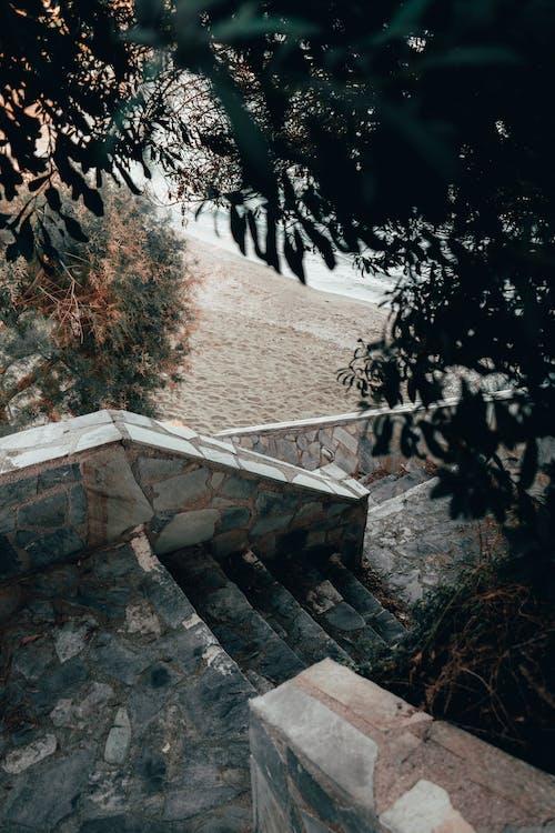 Immagine gratuita di passi, scala, scale
