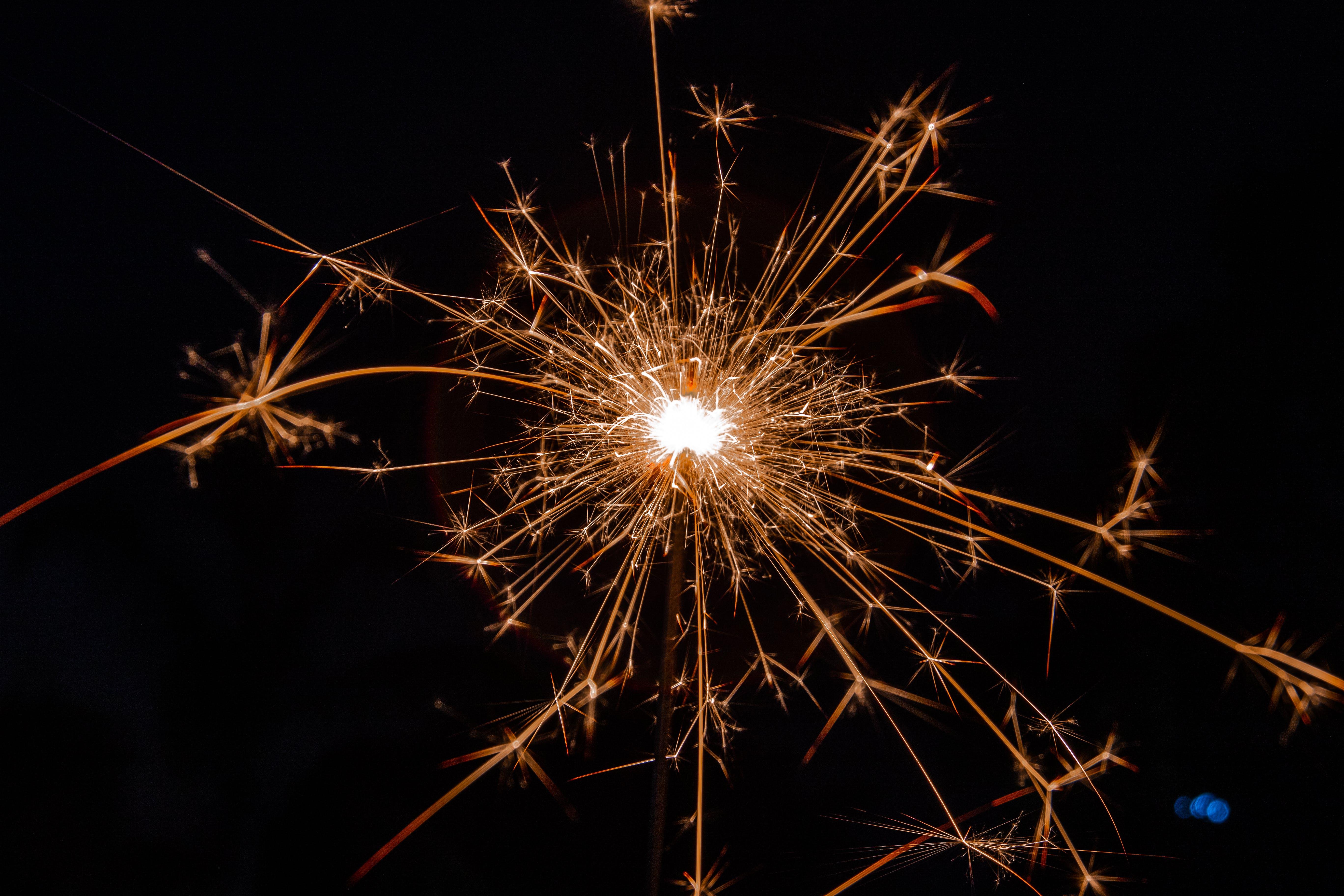 Free stock photo of bling, celebration, evening, festive