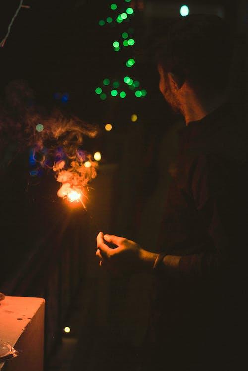 Ảnh lưu trữ miễn phí về ánh đèn thành phố, bánh quy, diwali