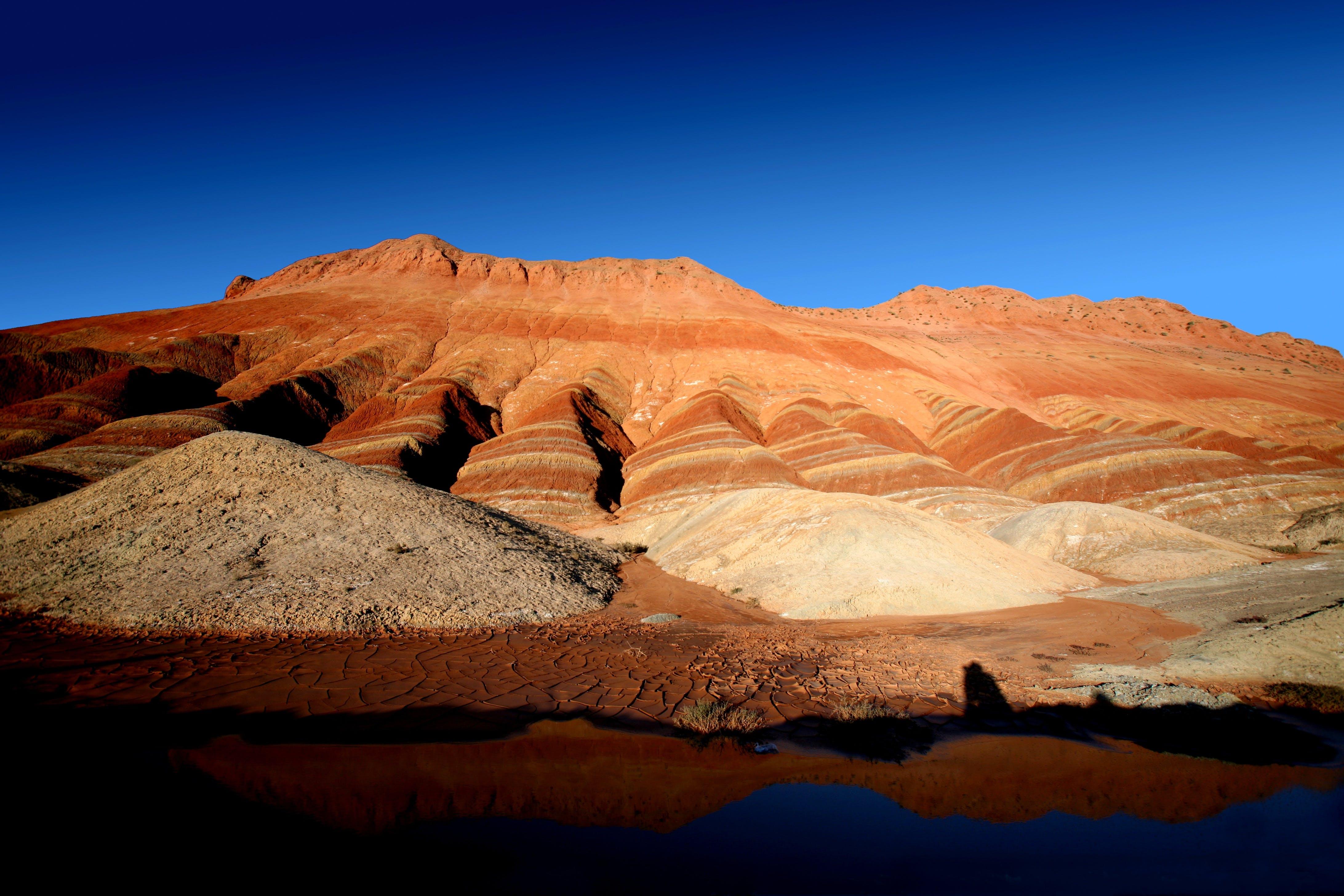 乾的, 天性, 景觀, 沙漠 的 免費圖庫相片