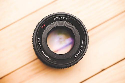Photos gratuites de cercle, concentrer, équipement de caméra, gros plan