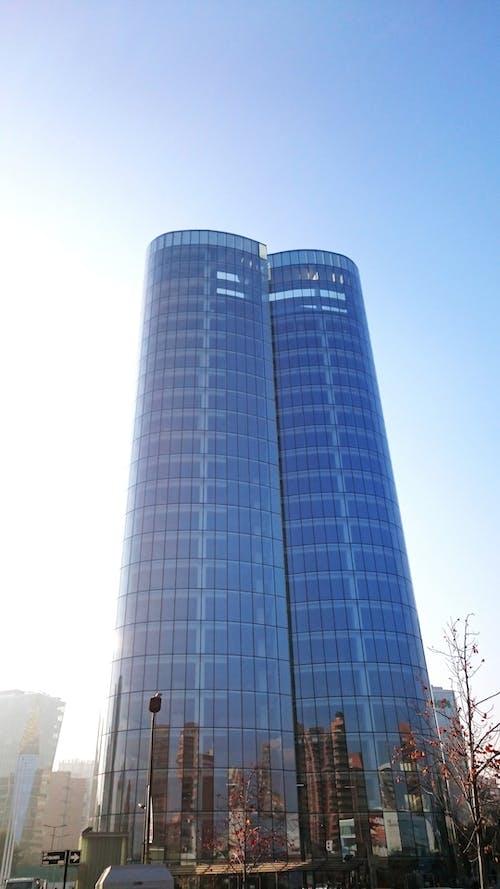 Ingyenes stockfotó épület, épület külseje, ikertorony, torony témában