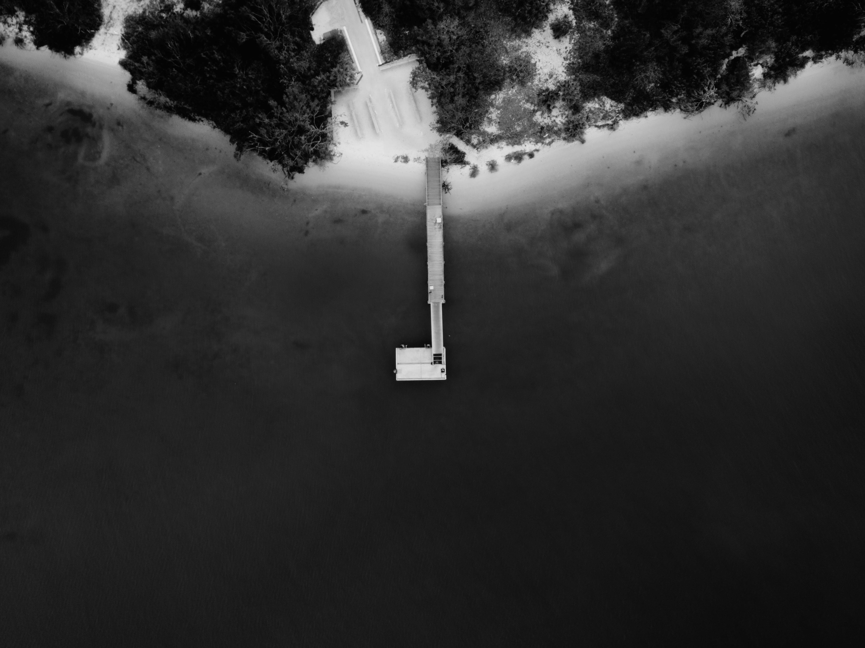 俯視圖, 日光, 景觀, 水 的 免费素材照片