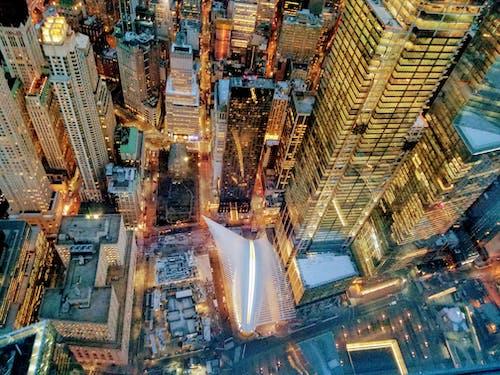 Gratis stockfoto met amerika, architectuur, binnenstad, gebouw
