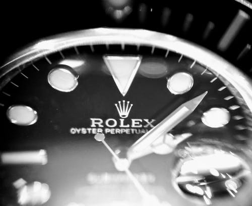 Free stock photo of Analog watch, antique watch, bracelet, rolex