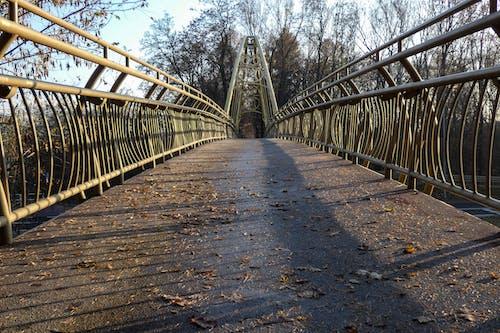 Kostnadsfri bild av bågbro, bro, broräcke, catwalk