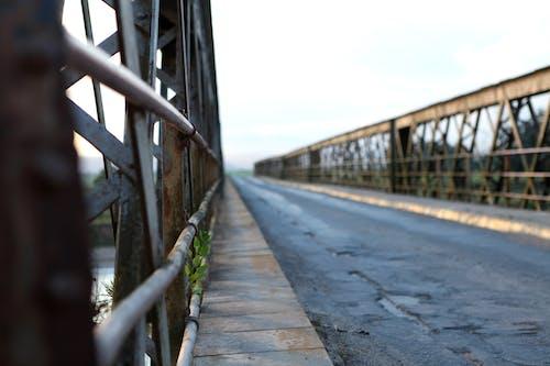 건축, 다리, 도로, 사람이 만든의 무료 스톡 사진
