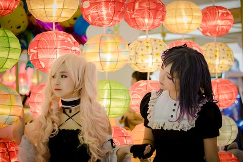 Ảnh lưu trữ miễn phí về #asian girl, #couple, #yuri, 50mm