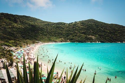 Free stock photo of beach, ocean, rio, sea