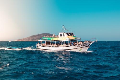 Безкоштовне стокове фото на тему «Водний транспорт, дозвілля, море, океан»