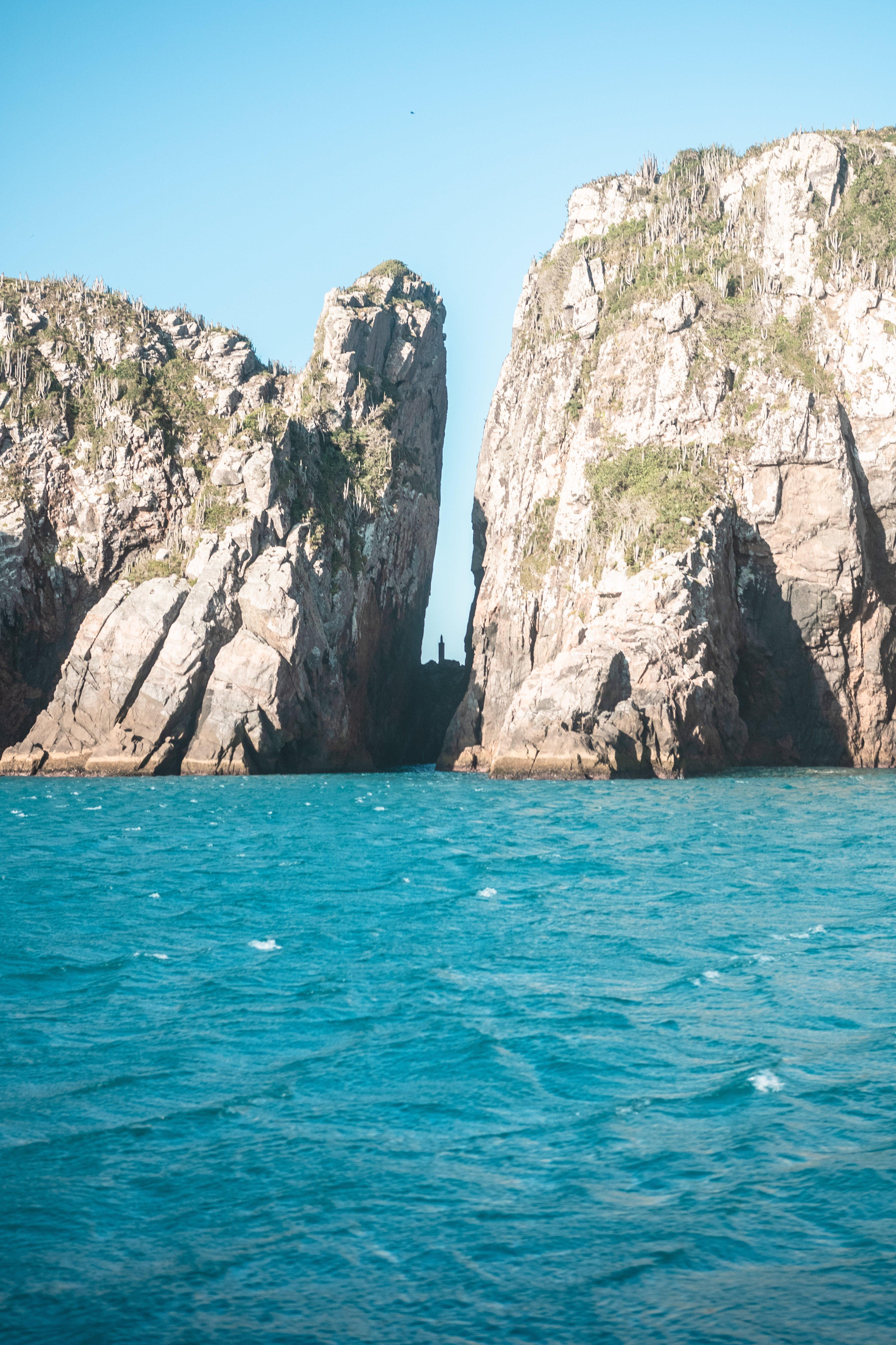Free stock photo of holy, island, mountains, ocean