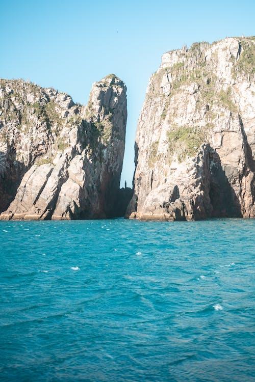 Free stock photo of holy, mountains, ocean, sea