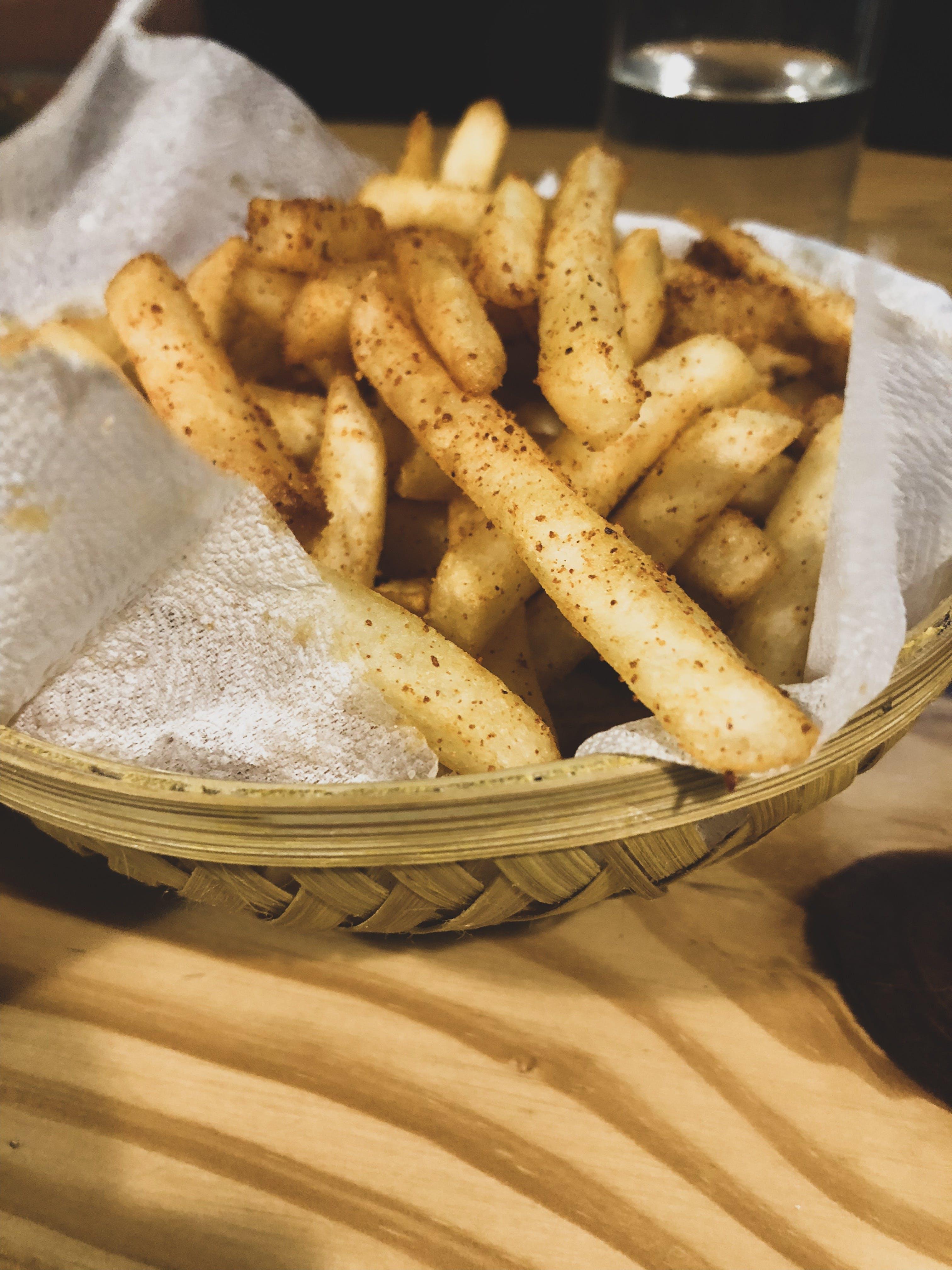 brambora, chutný, dřevěný