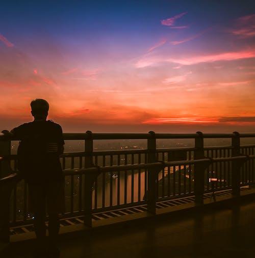 Δωρεάν στοκ φωτογραφιών με δύση του ηλίου, κόκκινη ώρα