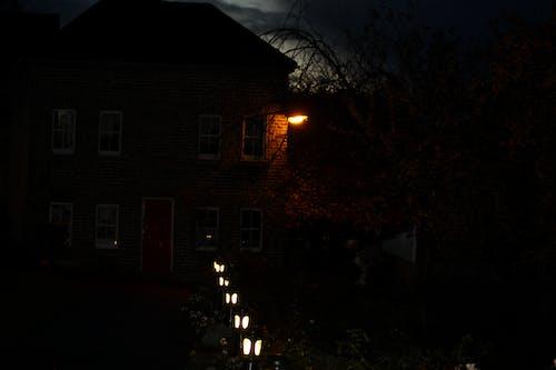 Photos gratuites de nuit, orage, sombre