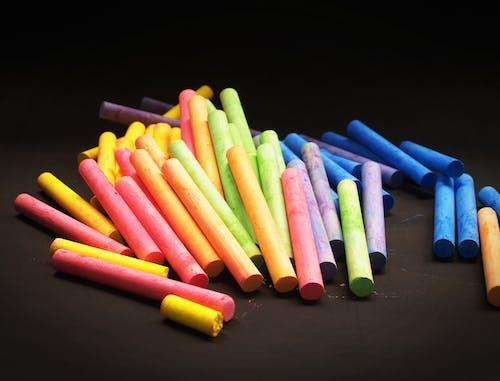 Fotobanka sbezplatnými fotkami na tému farby, farebný, kriedy, pestrofarebný