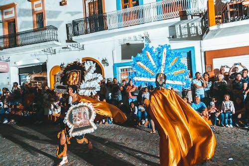 Gratis lagerfoto af altaner, dagslys, Festival, folk