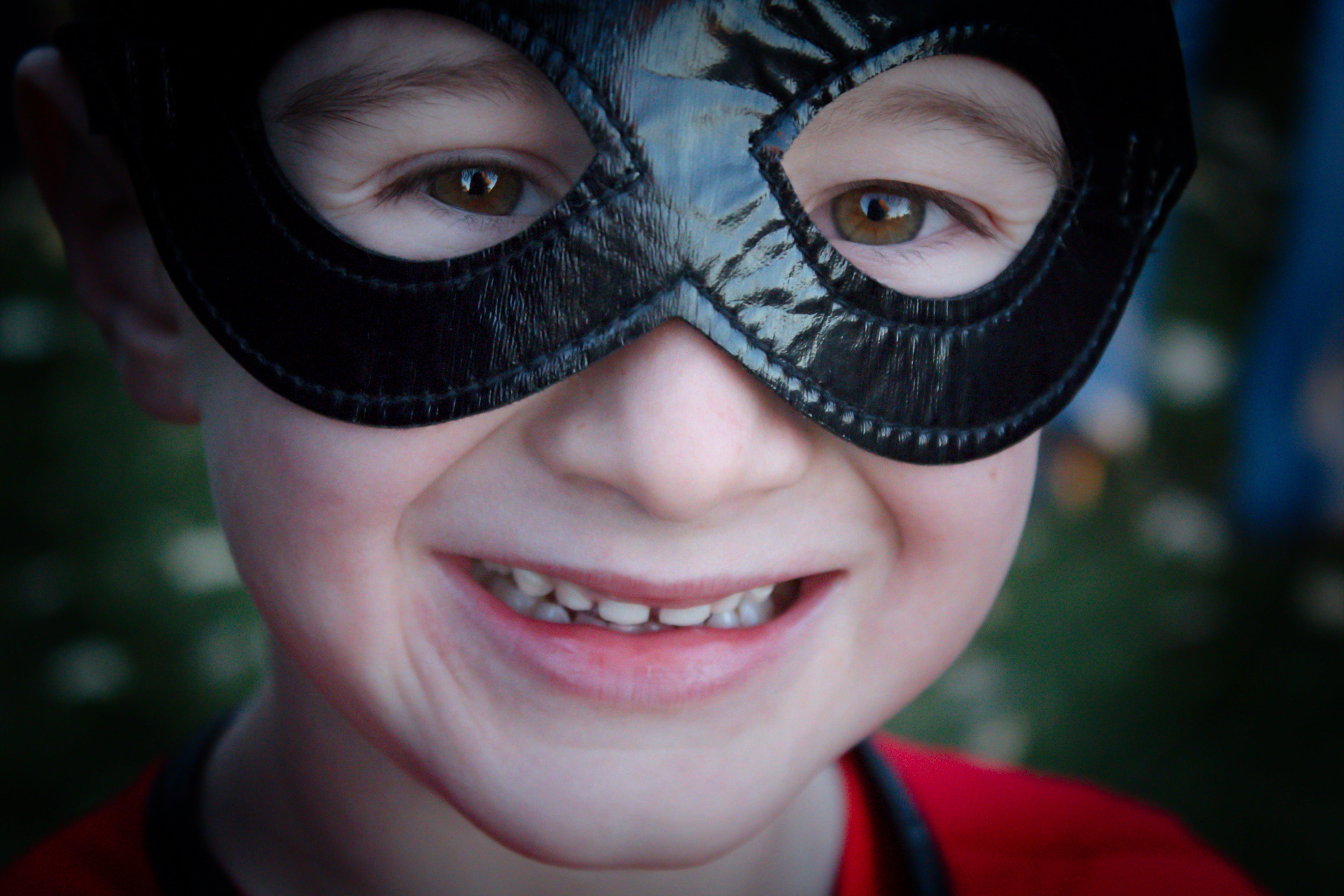 Free stock photo of boy, fun, halloween, incredible