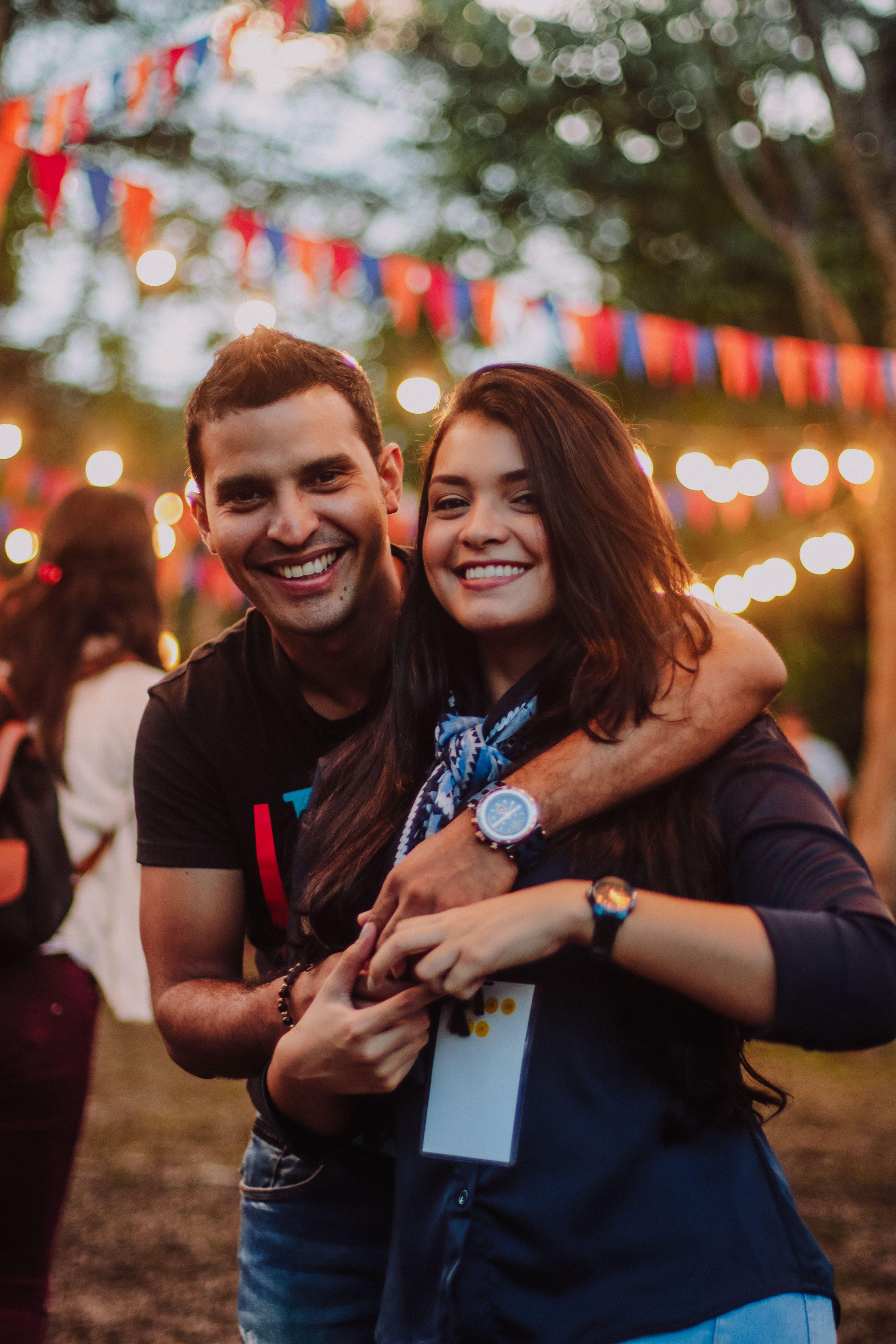 Kostenloses Stock Foto zu paar, liebe, lateinisch, kolumbianer