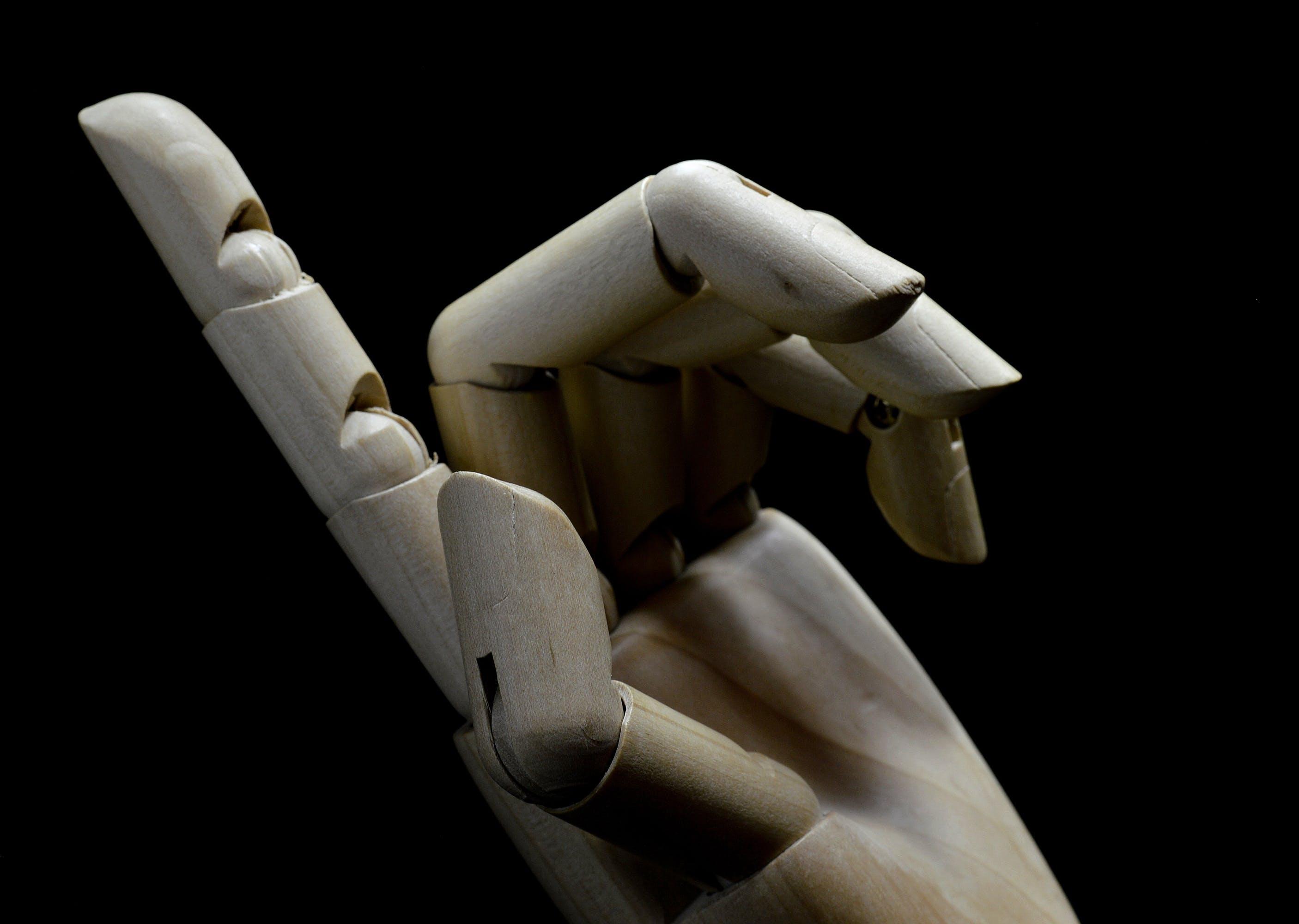 Left Index Finger