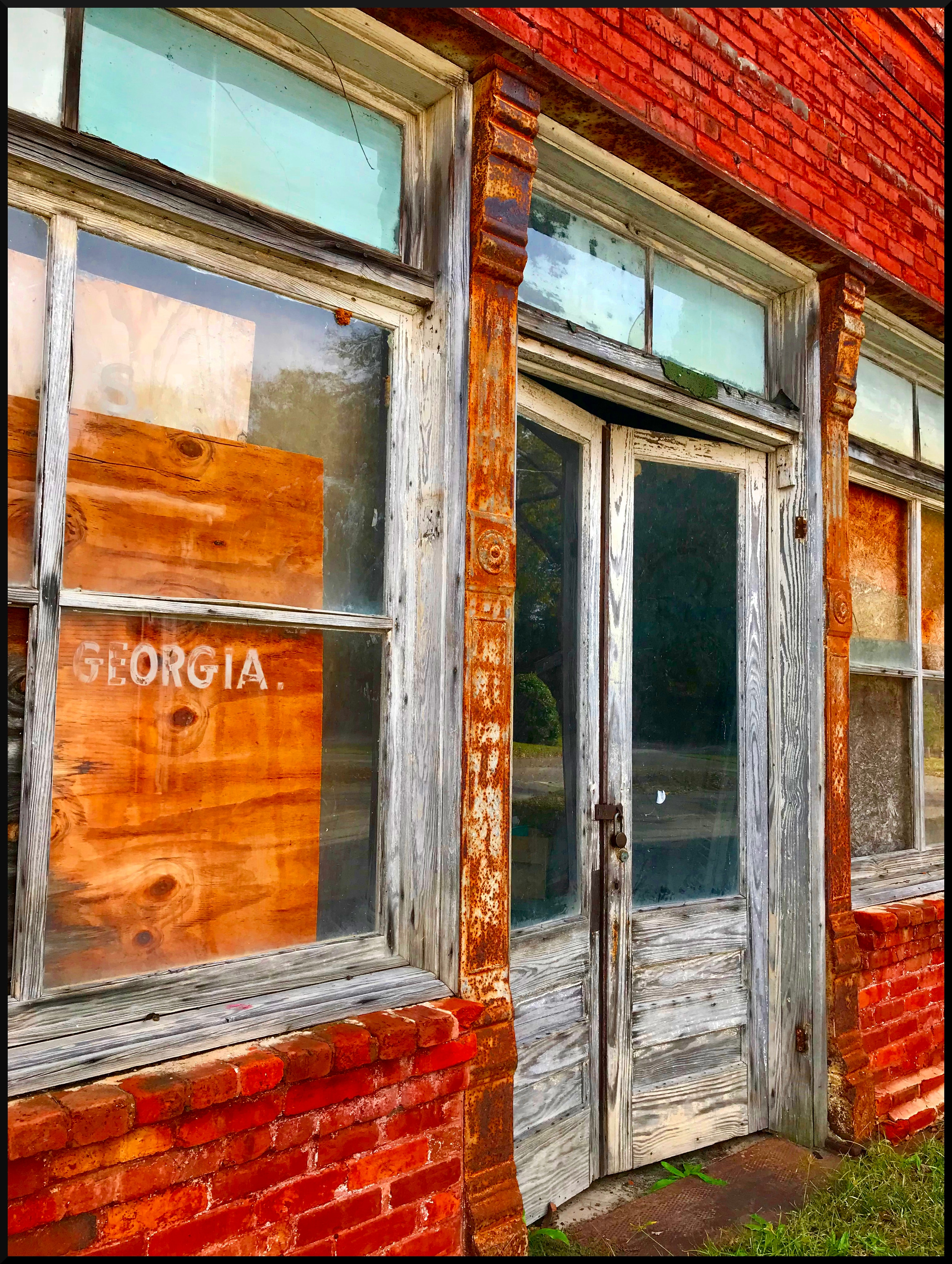 Free stock photo of abandoned building, Historic Building, old store front