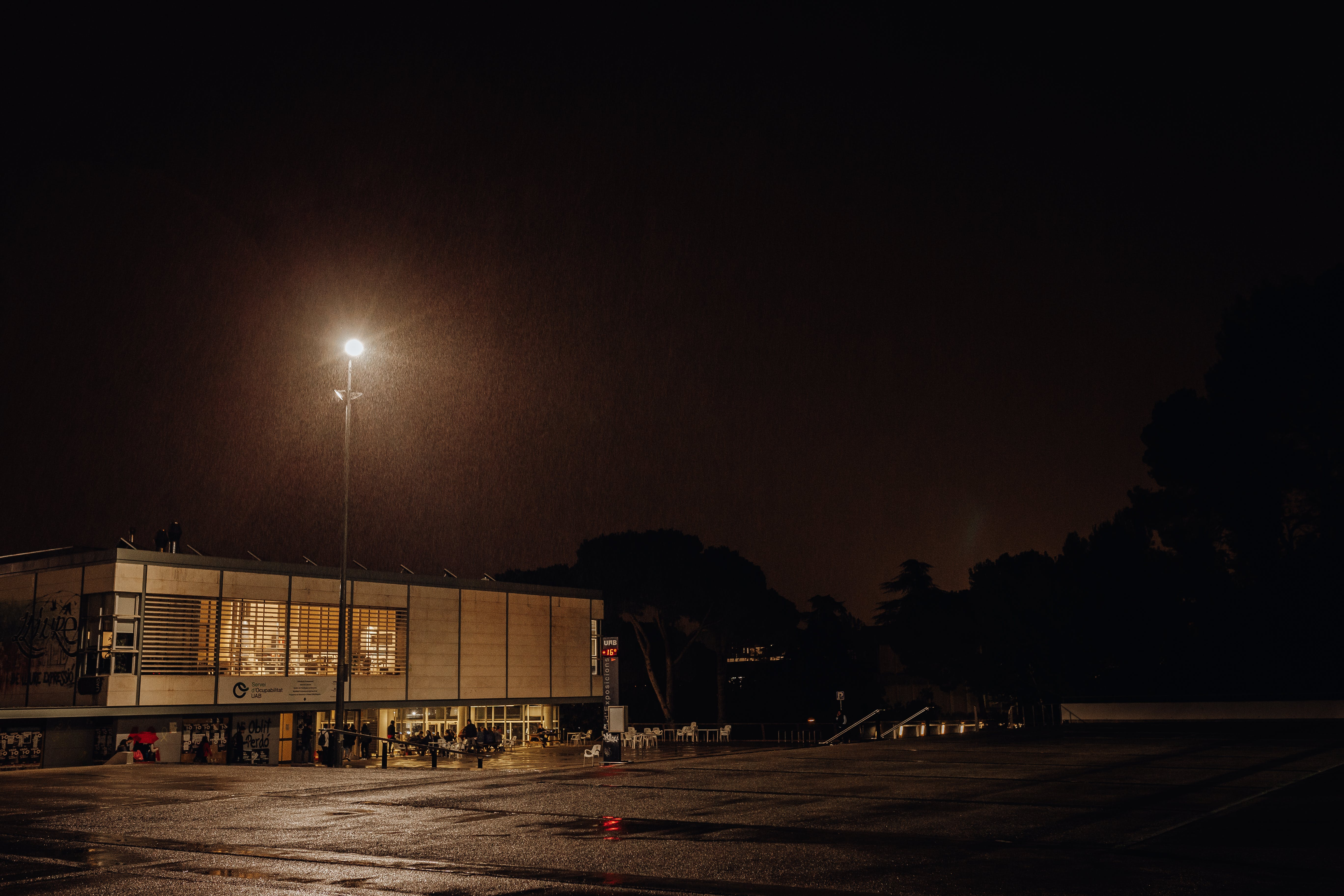 Free stock photo of light, night, place, rain