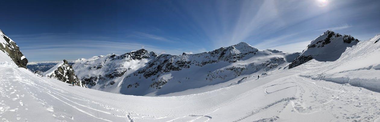 コールド, スキーリゾート, スキー場
