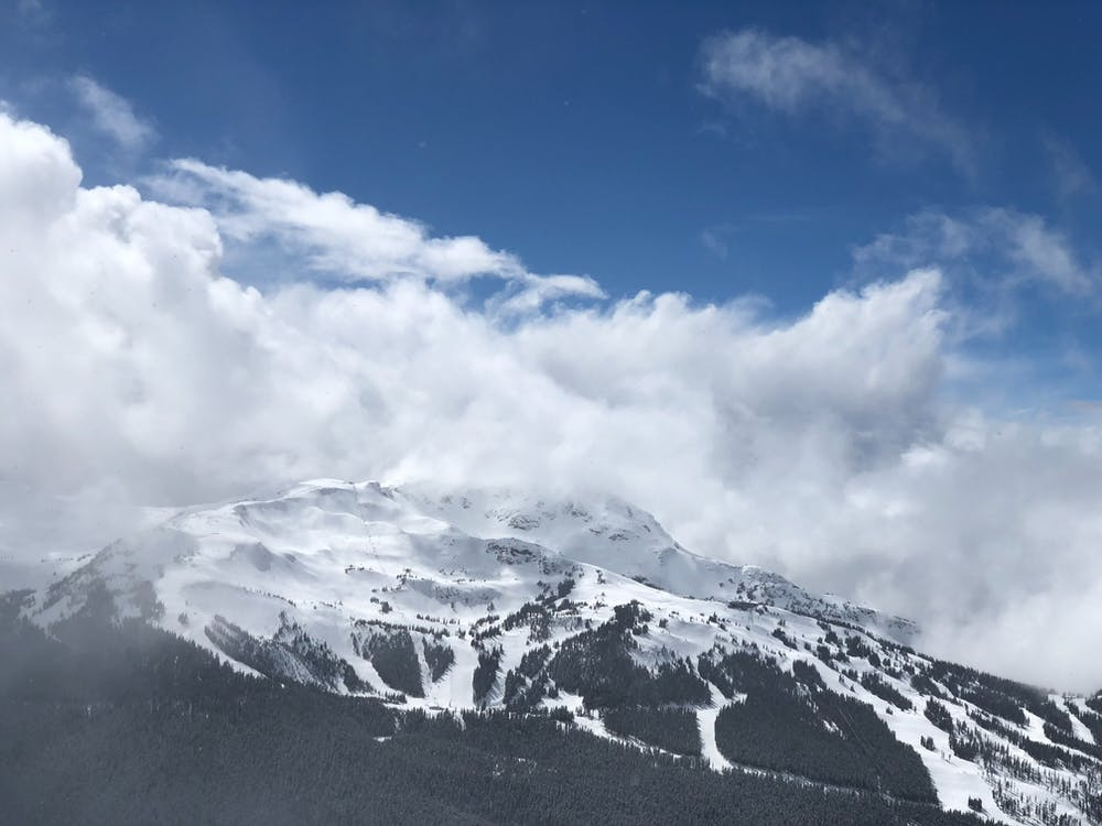 гора, Денне світло, застуда