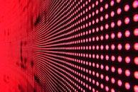 light, red, art