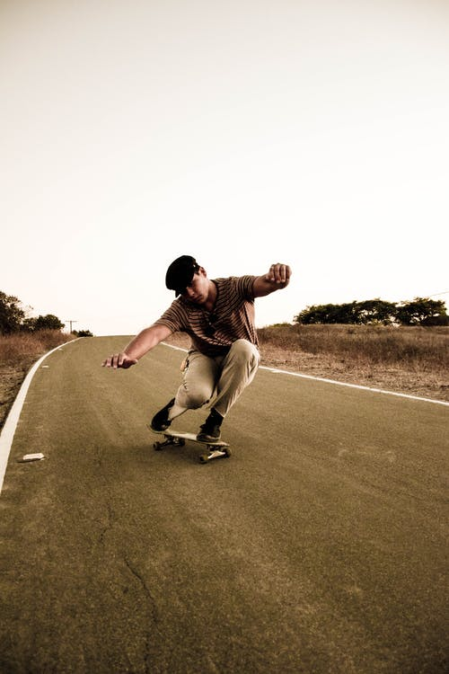 アクション, アスリート, おとこ, スケートの無料の写真素材