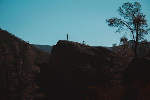 Foto stok gratis alam, gunung, ibu Pertiwi, keindahan di alam