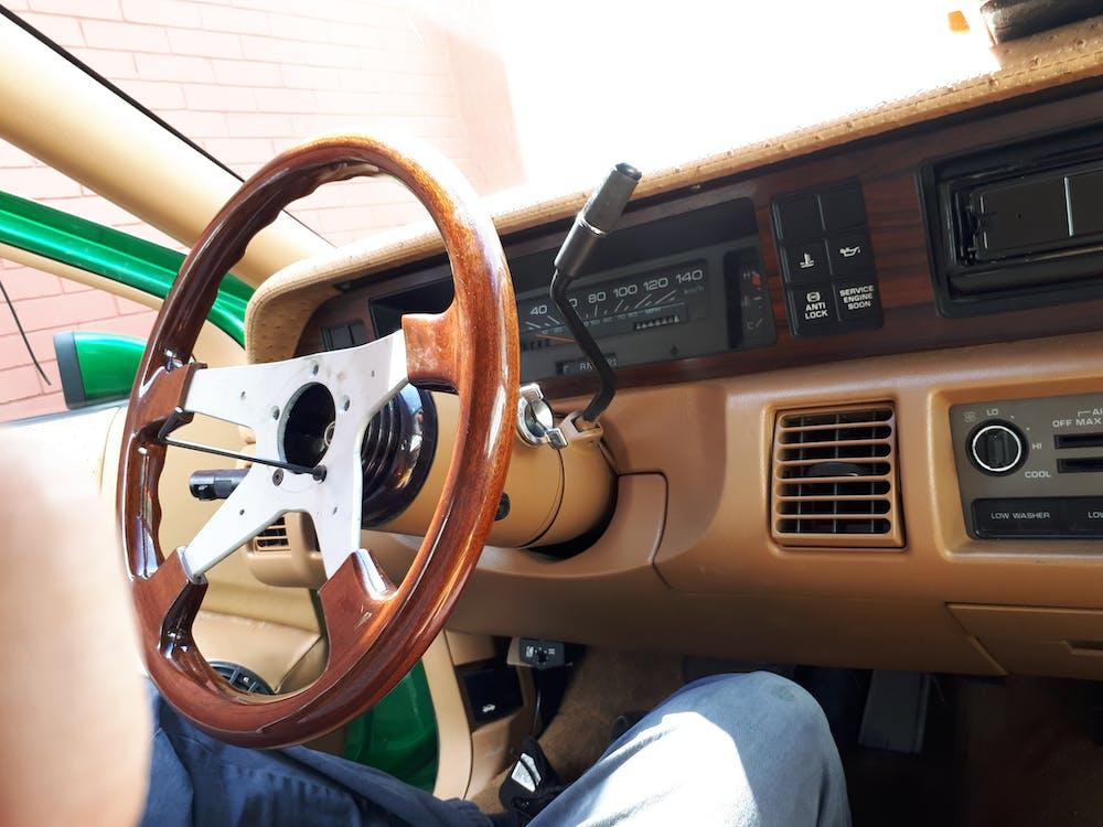 automotive, car interior, classic car