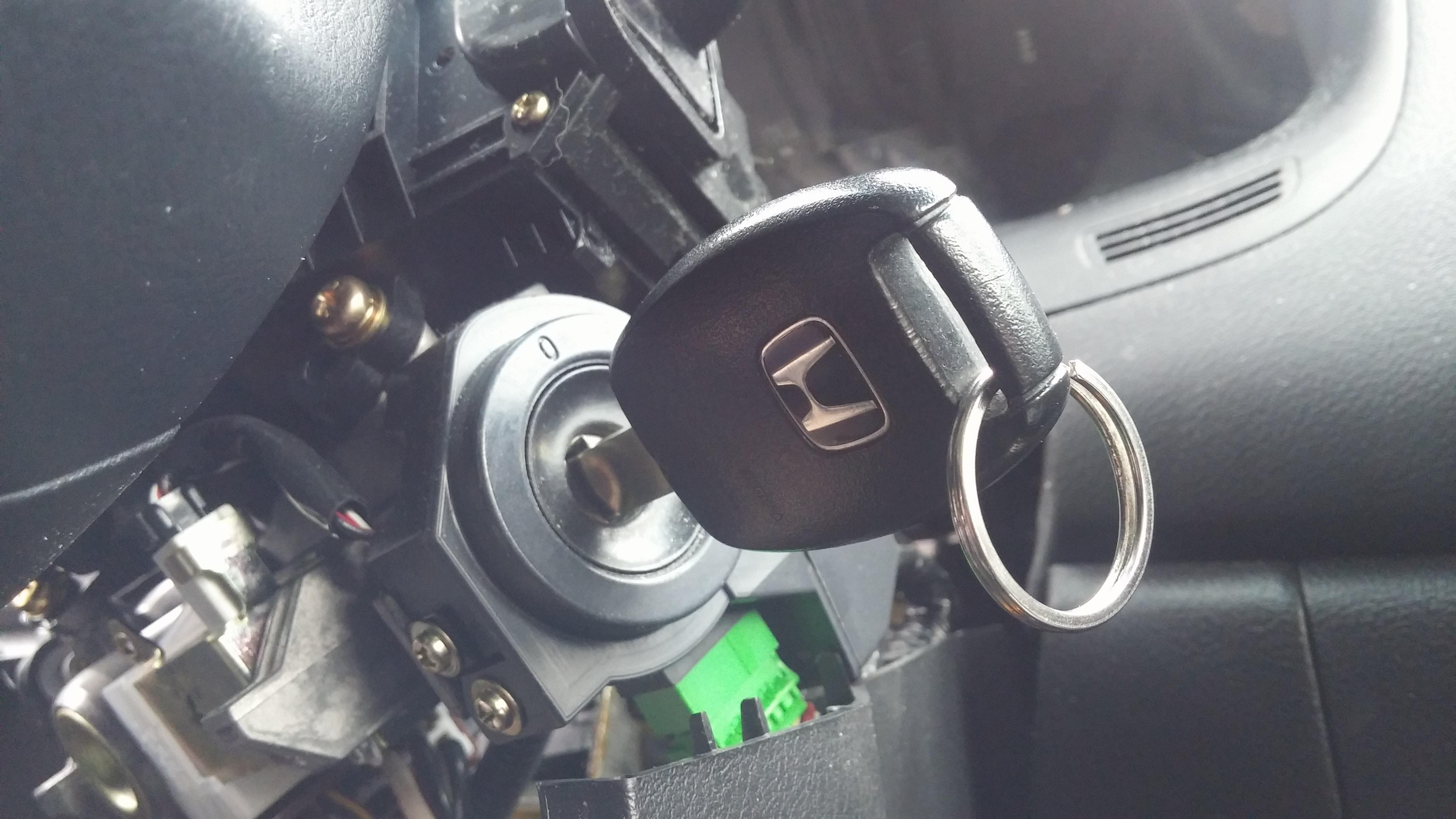 car lock ignition repair