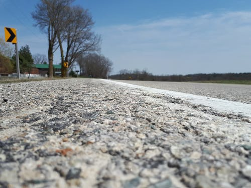 Free stock photo of bottom, pavement, road, roadside