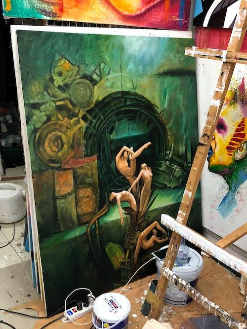Fotos de stock gratuitas de Arte, arte mural, artesanía, artístico