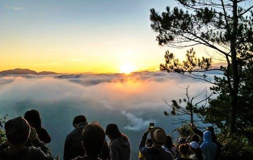 Free stock photo of earlymorning, kiltepan peak, mountain province, nature