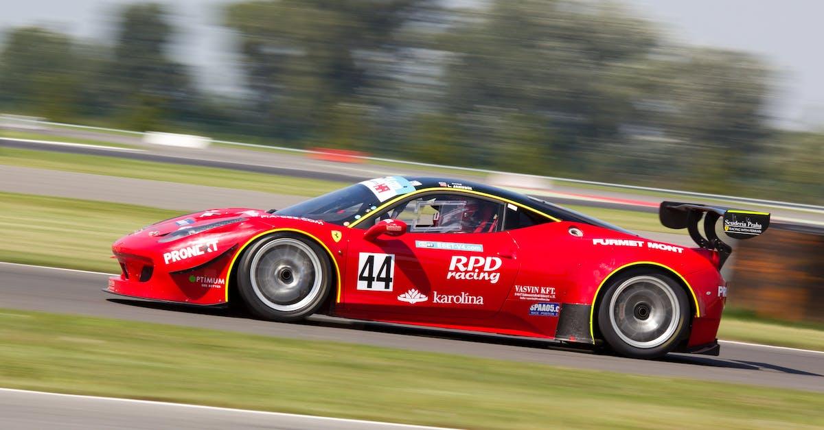 Track Racer Racing Car Set