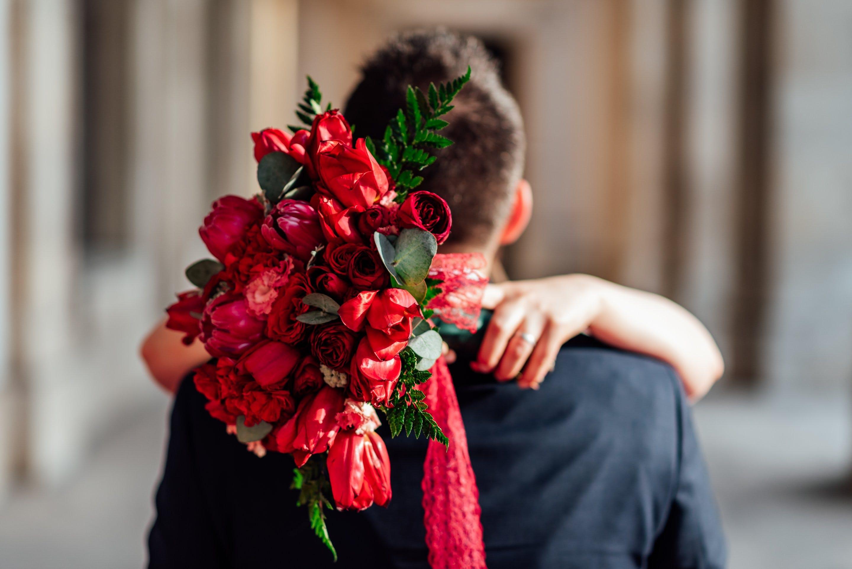 Foto d'estoc gratuïta de amor, boda, bonic, celebració