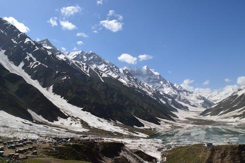 サイフウルマルク湖, パキスタン, 凍結, 山の無料の写真素材