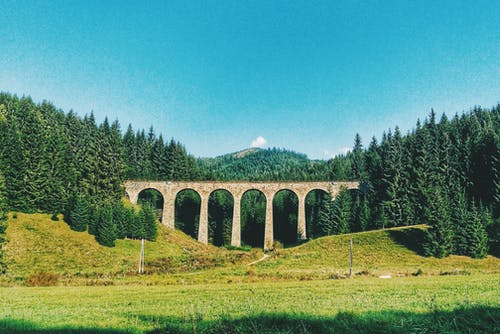 Gratis arkivbilde med bro