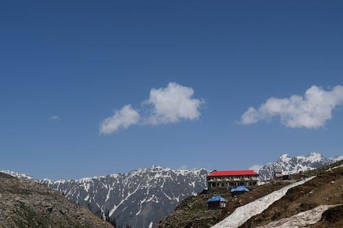 サイフウルマルク湖, パキスタン, ホテル, 凍結の無料の写真素材