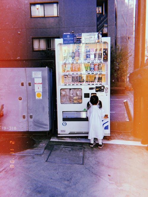 Fotobanka sbezplatnými fotkami na tému dieťa, japončina, Japonsko, minca
