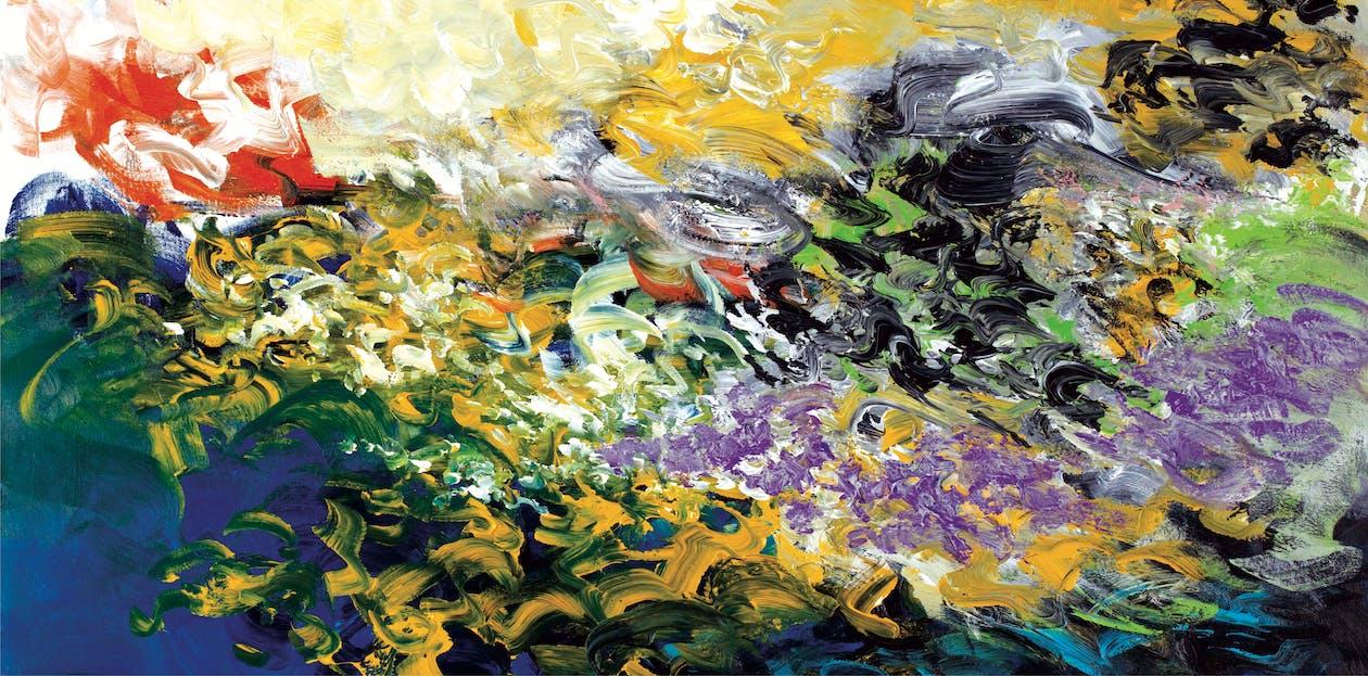 HD-обои, Абстрактная живопись, Абстрактный экспрессионизм