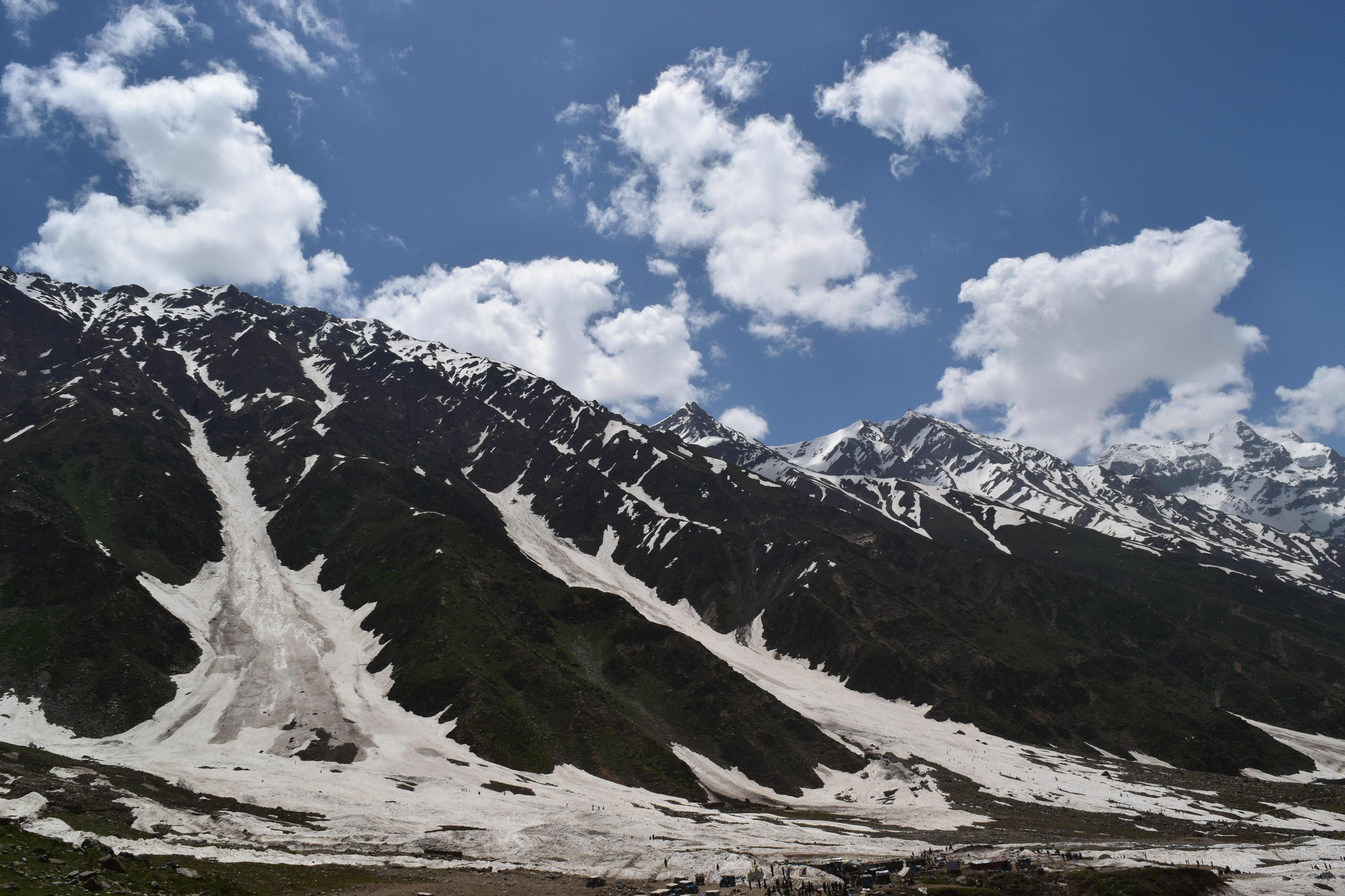 Photo of Snow Capped Mountains
