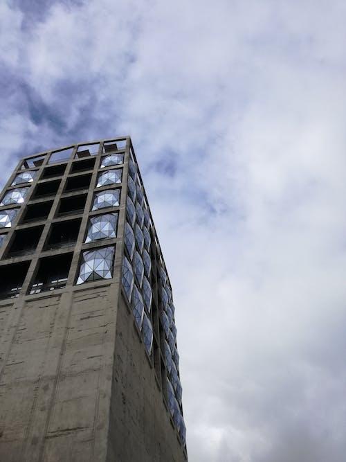 건축, 모카를 zeits, 유리, 콘크리트의 무료 스톡 사진
