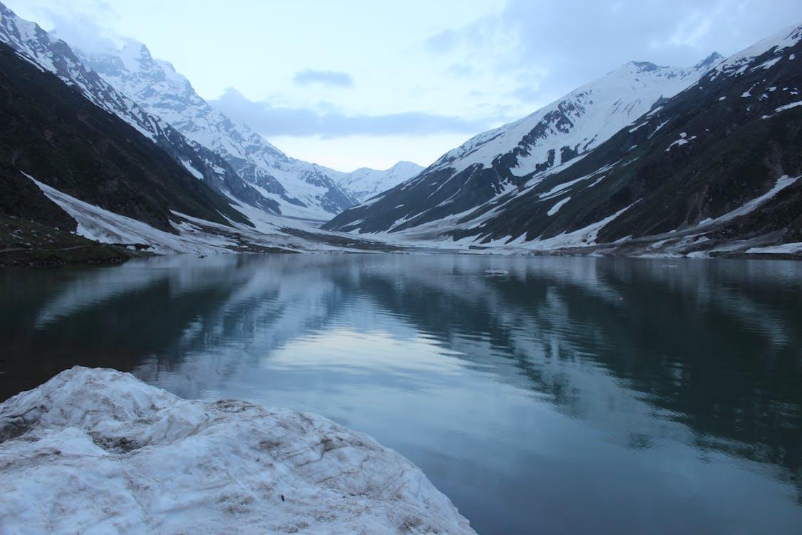 saif-ul-muluk湖, 冬季, 冷